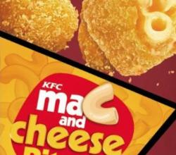 "KFC's ""Mac & Cheese Bites"""