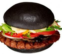 "Burger King's ""Premium Kuro Burger"""