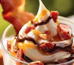 Burger King's Bacon Sundae