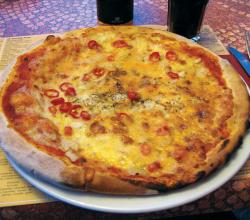 Pizza Buttafuoco