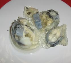 plate of jellied eels