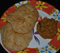 Poori Korma