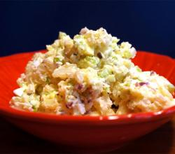 Potato Celery Salad