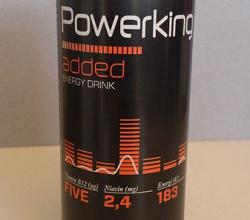 Powerking energy drink