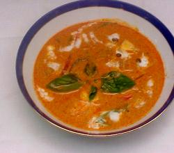 Prawn Red Curry