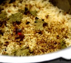 Pressure Cooked Vegetable Biryani