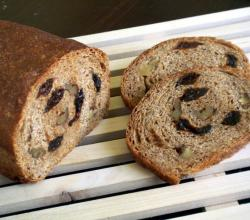 Prune Date Bread