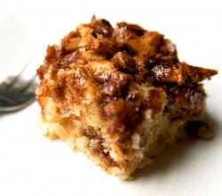 Prune Filled Coffee Cake