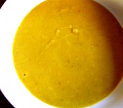 Pumpkin And Cumin Soup