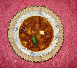 Punjabi Chicken Makhni