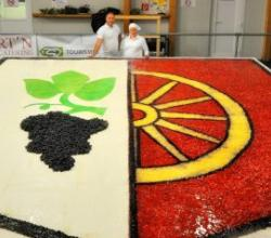 Austria Creates the World's Largest Sponge Cake !