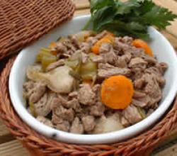 Ragout de soja
