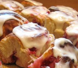 Raisin-Whirl Sweet Rolls