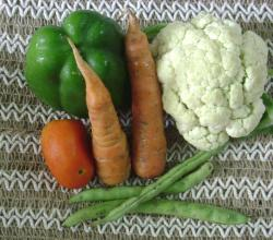 Raw _Vegetables