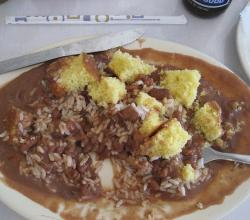 Red Beans & Rice with Cornbread