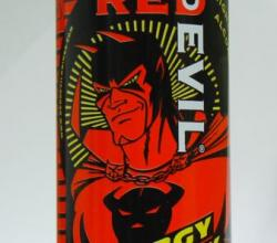 Red Devil energy drink