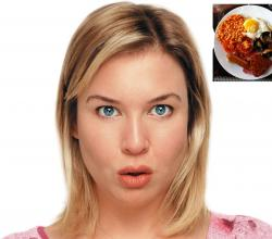 Renee Zellweger's English Breakfast