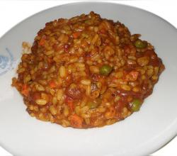 Risotto al Chili