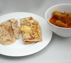 Roti Prata Curry Large