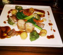 Saddle of Rabbit