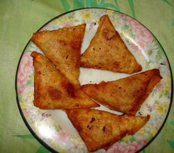 Samosa fried
