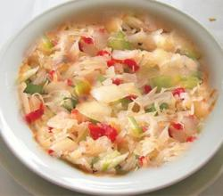 Sauerkraut Apple Salad
