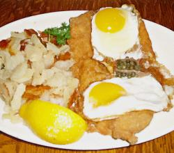 Schnitzel Holstein