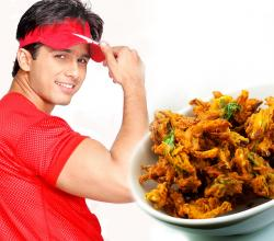 Shahid Kapoor: The Vegetarian Boy