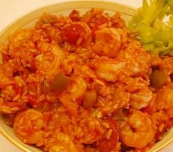 Shrimp And Oyster Jambalaya