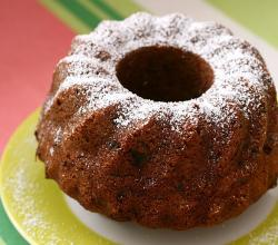 Small Bundt Cake with Sugar Drizzle