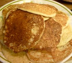 Sour Dough Pancakes