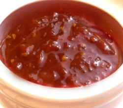 Spiced Garlic Tomato Jam