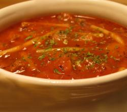 Spicy Hamburger Soup