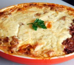 Spicy Moussaka