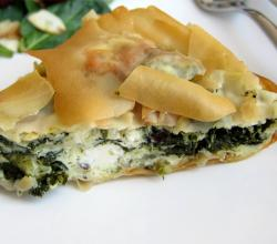 Spinach Cheese Pastries