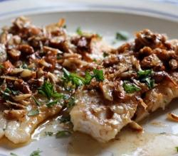 Stuffed Haddock Fillet