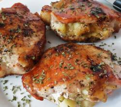Stuffed Turkey Chops