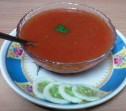 Tomato Beetroot Soup