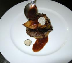Tournedos Rossini Dish