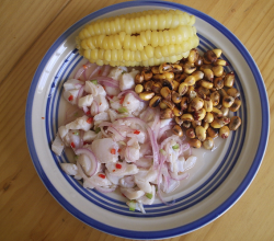 Toyo ceviche