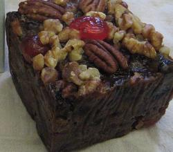 Trappist Abbey Fruit cake