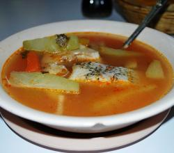Healthy Trout Soup Patz