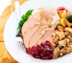 Thanksgiving Tips - Don't Throw Leftovers