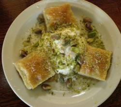 Turkish Homemaed Baklava