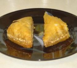 Typical Baklava