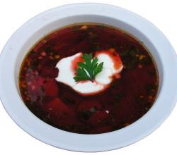 Ukranian borscht