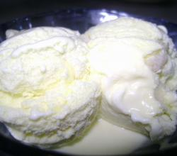Vanilla Scoops