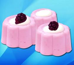 Velvet Fruit Mold