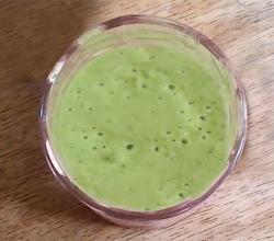 Yogurt Kale Smoothie