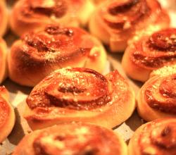 Yummy Cinnamon Roll